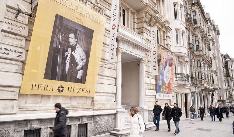 Pera Museum - Istanbul Tour Studio – Istanbul Guide