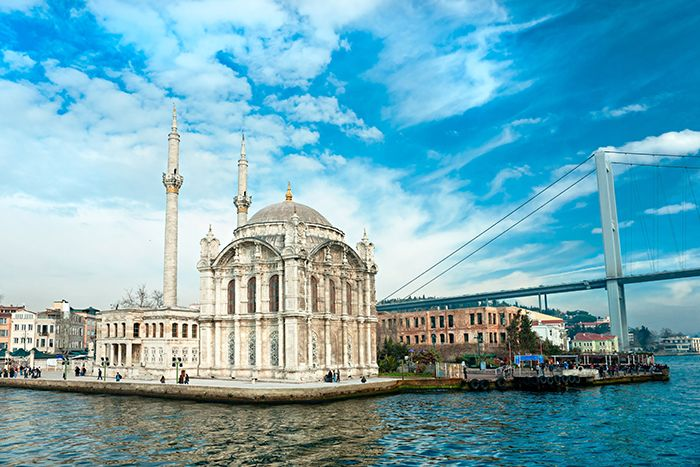Ortaköy Mosque - Istanbul Tour Studio – Istanbul Guide
