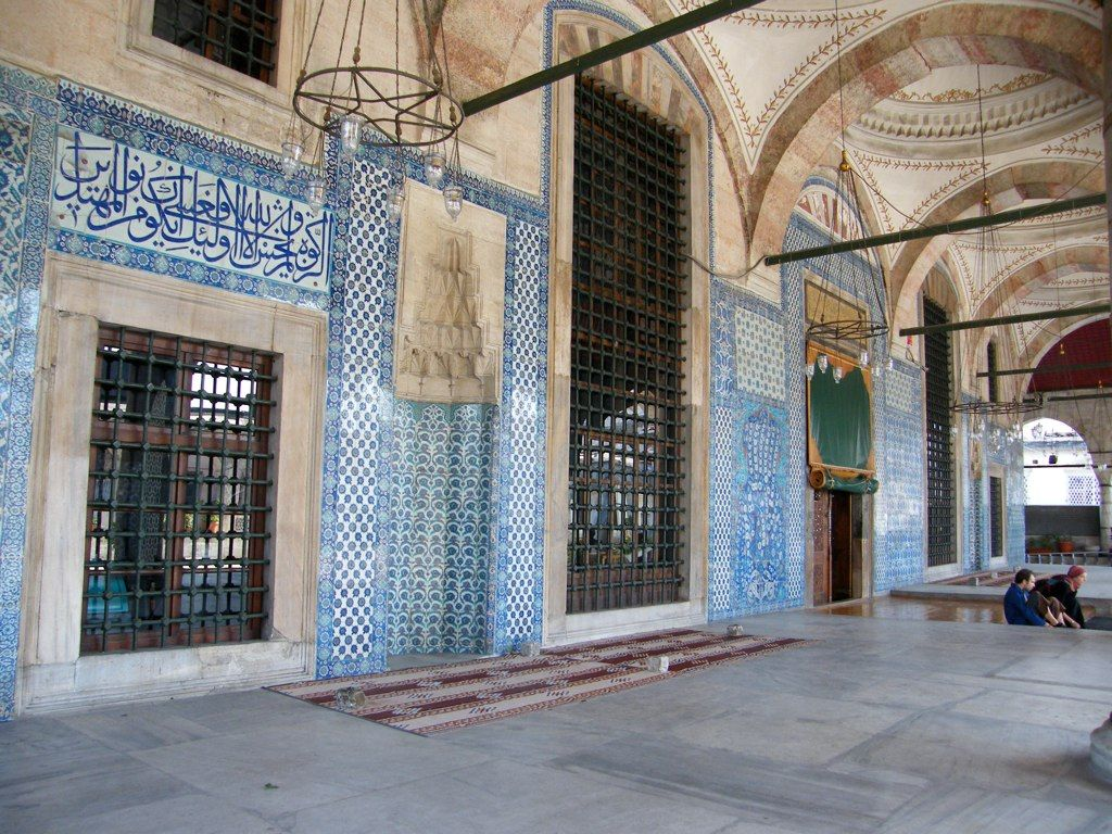R stem pa a mosque istanbul tour studio istanbul guide for Mosque exterior design