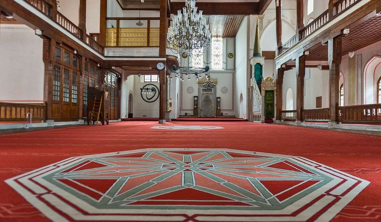 Arab Mosque - Istanbul Tour Studio – Istanbul Guide