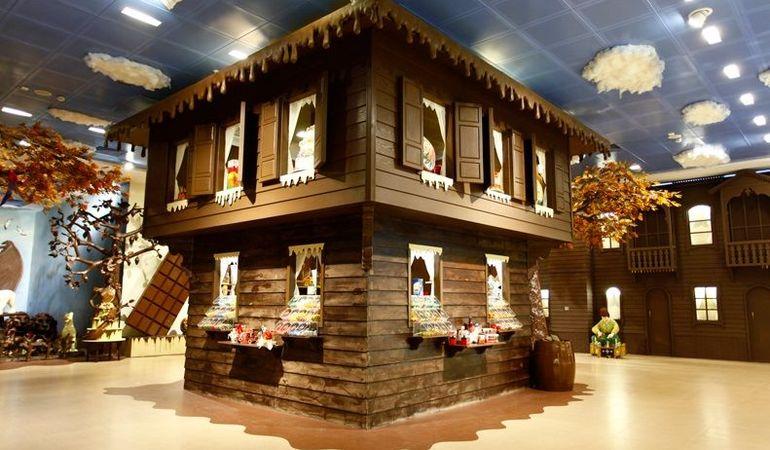 Pelit chocolate museum istanbul tour studio u istanbul guide